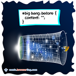 Big Bang - Webcomic about programming, web design and web browsers